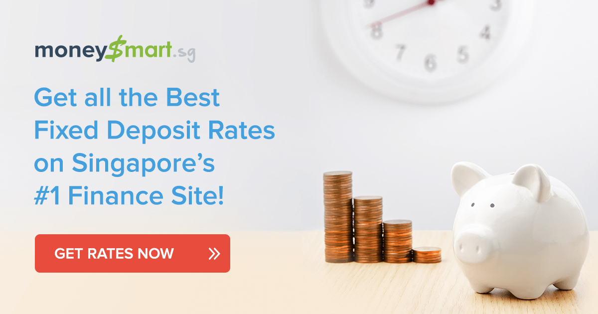Best Fixed Deposit Interest Rates 2019 - Singapore