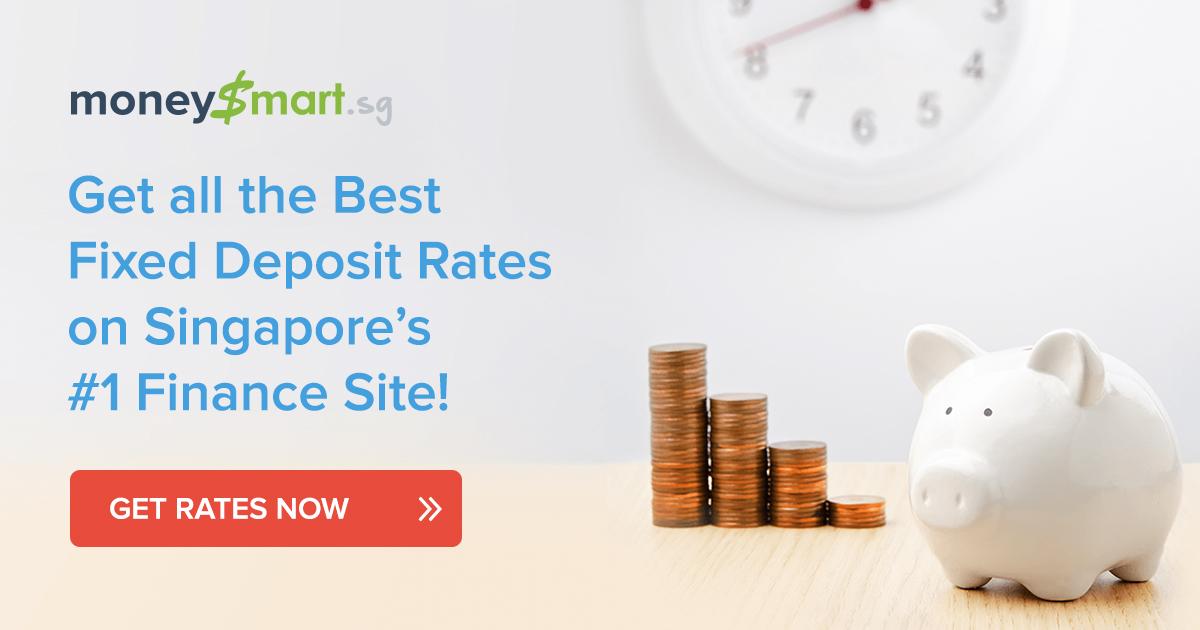 Best Fixed Deposit Interest Rates 2018 Singapore Moneysmart